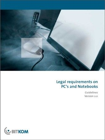 Legal stipulations (PCs and notebooks)
